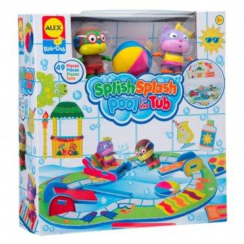 Игрушка для ванной пляжная вечеринка