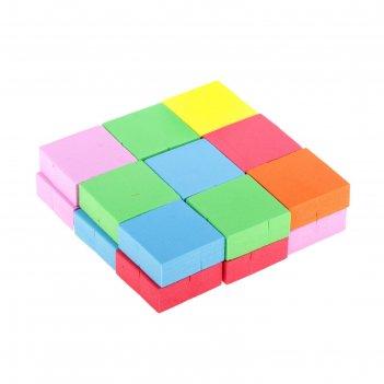 Счётный материал кубики, eva