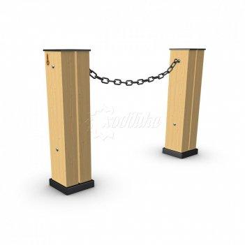 Столбик ограждения «астана» 95 см