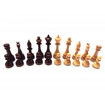 """Шахматные фигуры """"стейниц"""" большие, armenakyan"""