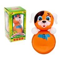 Неваляшка собачка в художественной упаковке 6с-026