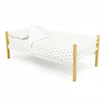 Детская кровать-тахта svogen дерево-белый