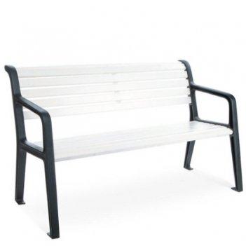 Скамейка чугунная «скамейкус-4»