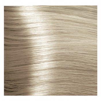 Крем-краска для волос studio professional, тон 901, ультра-светлый пепельн