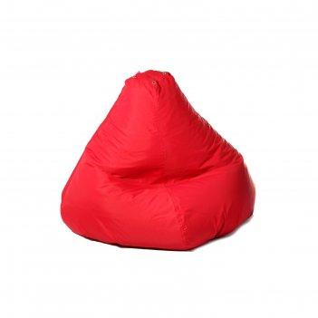 Кресло-мешок малыш, d70/h80, цвет 05 красный
