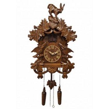 Настенные часы с кукушкой сq-043 оленёнок