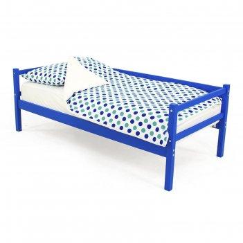 Детская кровать-тахта svogen синий