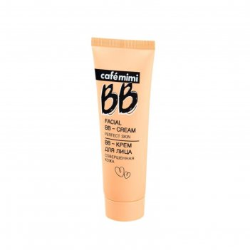Bb–крем для лица cafe mimi «совершенная кожа», 50 мл