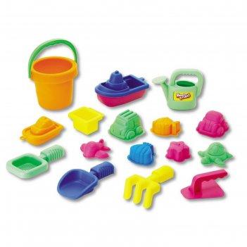 Игровой набор «игрушки для песочницы», в сетке