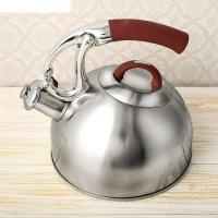 Чайник со свистком 2,5 л практика
