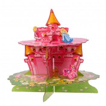 Подставка для пирожных двухъярусная принцесса