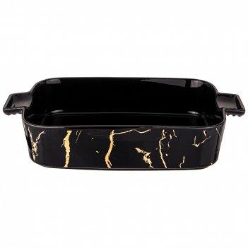 Блюдо для запекания lefard fantasy прямоуг. 25*16*4,5 см черное