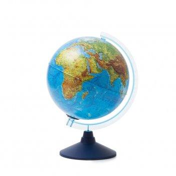 Глобус globen int12500285 физико-политический с подсветкой (батарейки) 250