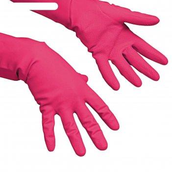 Перчатки vilenda для профессиональной уборки, многоцелевые, размер l, цвет
