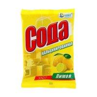Сода кальцинированная лимон 350г