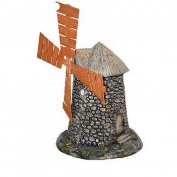 Садовая фигура мельница испания