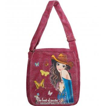 Bg-407/3 сумка озорная девчонка