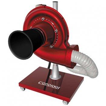 Мобильное устройство для вытяжки отработавших газов 0,55квт, шланг 102ммх4