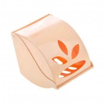 Держатель для туалетной бумаги фантазия, цвета микс