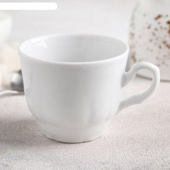 Чашка кофейная «белье», 120 мл