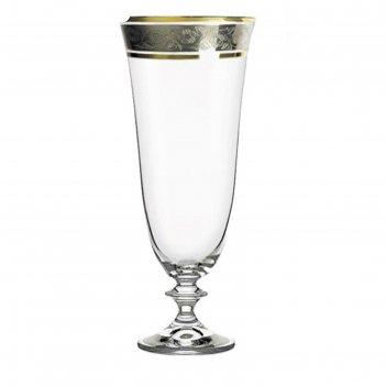Набор бокалов для пива «анжела», 360 мл, 6 шт