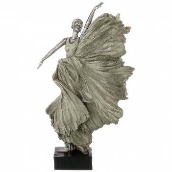 Статуэтка балерина 22*9*36 см. серия фьюжн (кор=8шт.)