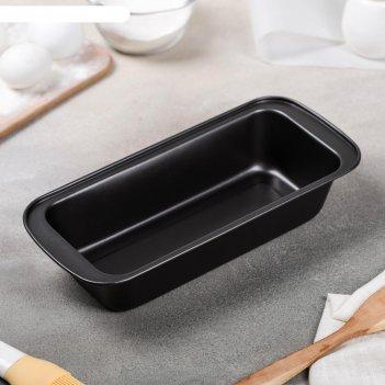 Форма для выпечки 30х13 см жаклин. хлеб, антипригарное покрытие