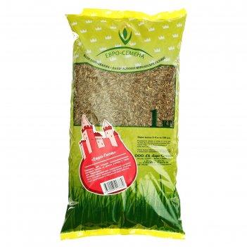 Семена газонная травосмесь евро-гном, 1 кг