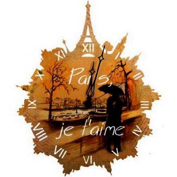 Часы настенные tiarella париж