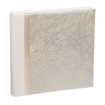 Фотоальбом магнитный 30 листов image art серия 022 свадебный 31х32 см