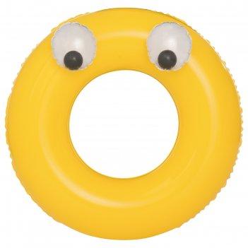 Круг для плавания «глазастики» в ассортименте 91см, от 10 лет