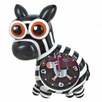 Часы настенные (с маятником) зебра 30*7*41см. (3вида) (часы-ба