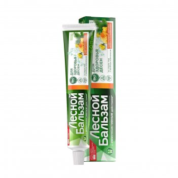 Зубная паста «для здоровья дёсен», с экстрактами прополиса и зверобоя, 75