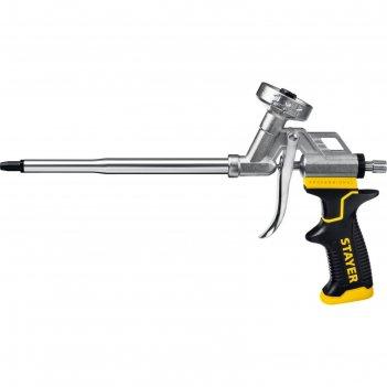 Пистолет для монтажной пены stayer hercules 06861_z02, с тефлоновым покрыт