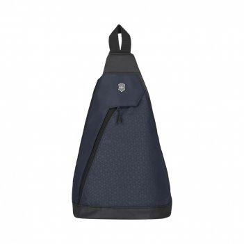 Рюкзак с одним плечевым ремнём victorinox altmont original, синий, нейлон,