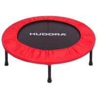 Фитнес-батут hudora trampoline 91 cm, цвет красный