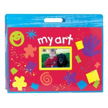 Папка для детских рисунков и фото