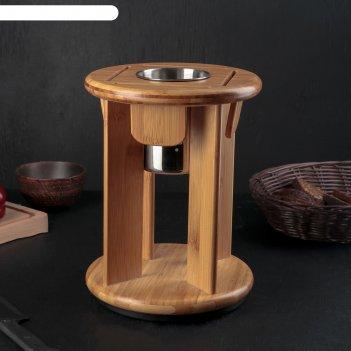 Подставка крутящаяся для столовых приборов и ножей «вертиго»
