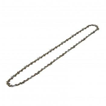 Цепь для бензопилы rezer ps-9-1.3-62, 18, шаг 3/8, паз 1.3 мм, 62 звена, p