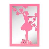 Декор интерьерный балерина с зеркалом 25х35 см