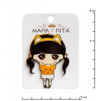 Mr-151 брошь-булавка mark rita