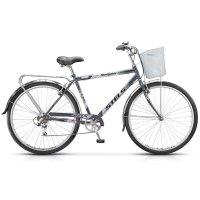 Велосипед 28 stels navigator-350 gent, размер 20, цвет: чёрный