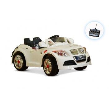 Электромобиль детский двухместный joy automatic b28b bmw (12v)