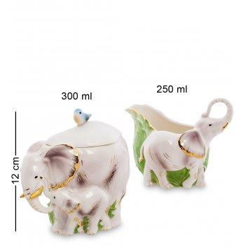 Глобус-бар со столиком морские просторы