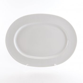 Блюдо овальное benedikt diana 32 см