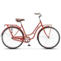 Велосипед 28 stels navigator-320, v020, цвет красный, размер 19,5