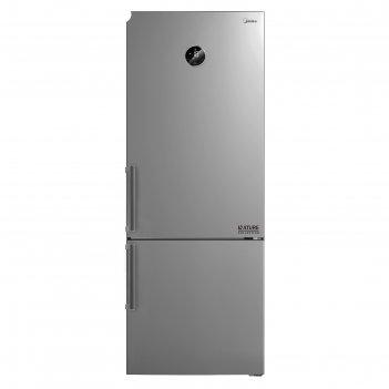Холодильник midea mrb519wfnx3, двухкамерный, класс а+, 468 л, no frost, се