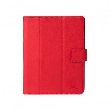 Чехол rivacase (3132), для планшетов 7, красный