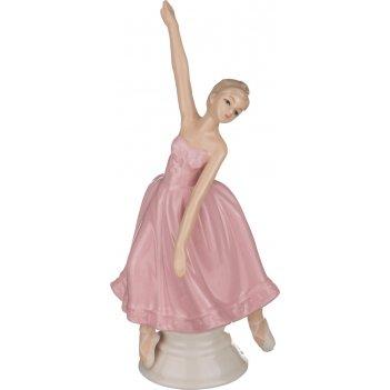 Статуэтка балерина 7.5*7.5*15.5см