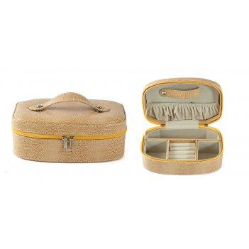 Шкатулка для ювелирных украшений 18*12*7см